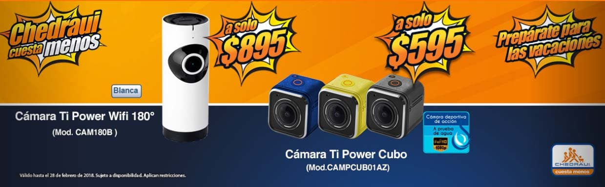 Camara Ti Power
