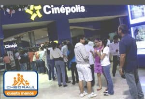 Cinepolis Chedraui