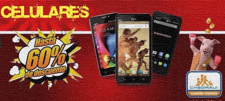 celulares chedraui