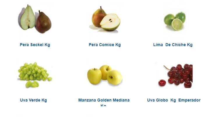 ofertas de frutas en chedraui