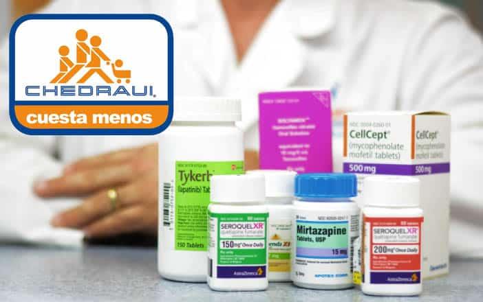 medicamentos en oferta farmacia chedraui