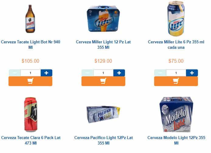 precio cerveza