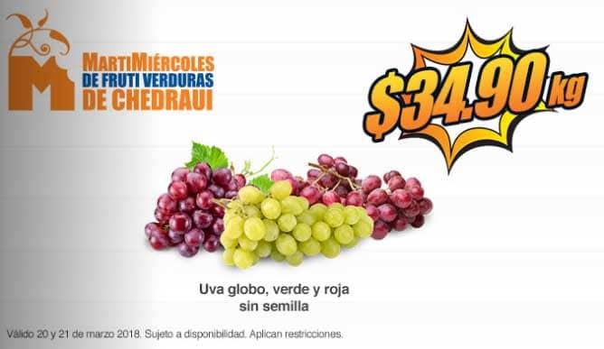 uvas chedraui