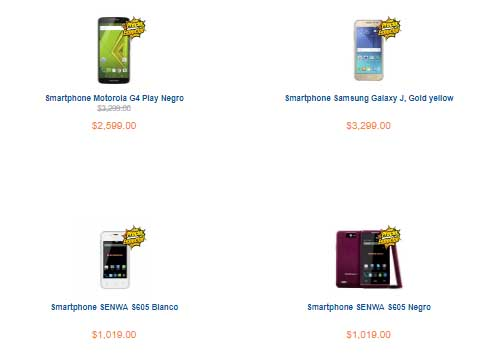 celulares para mamá