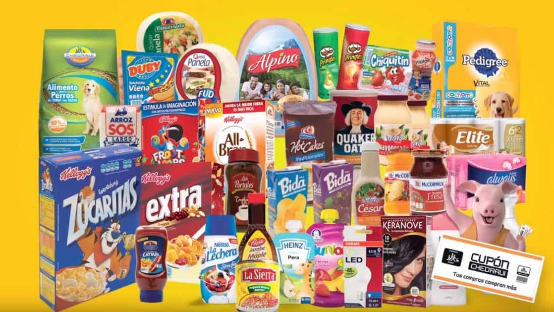 productos al 50 de descuento en tiendas chedraui
