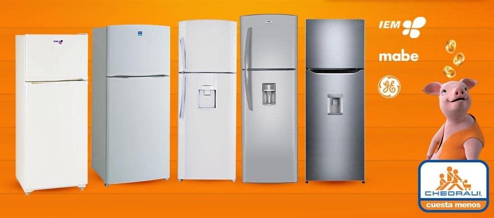 Refrigeradores Baratos enChedraui