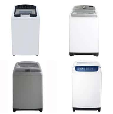 lavadoras whirlpool daewoo mabe en tiendas chedraui